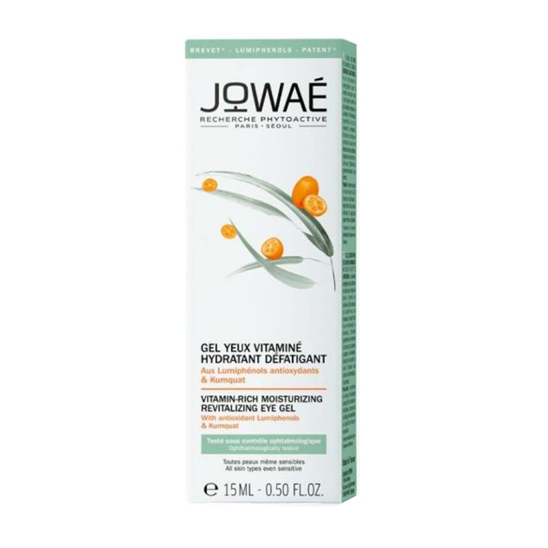 Jowae Vitamin Rich Moisturizing Revitalizing Eye Gel 15 ml