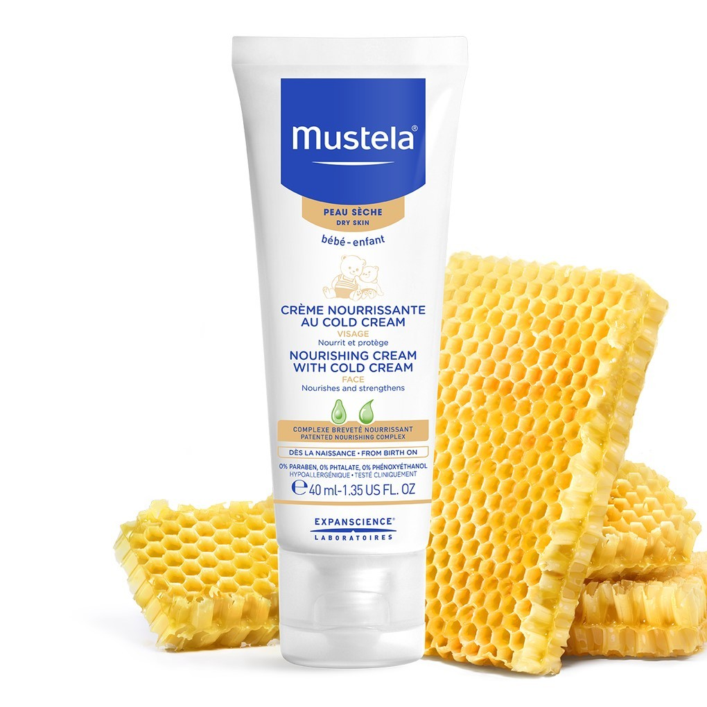 Mustela Nourishing Cream With Cold Cream 40 ml