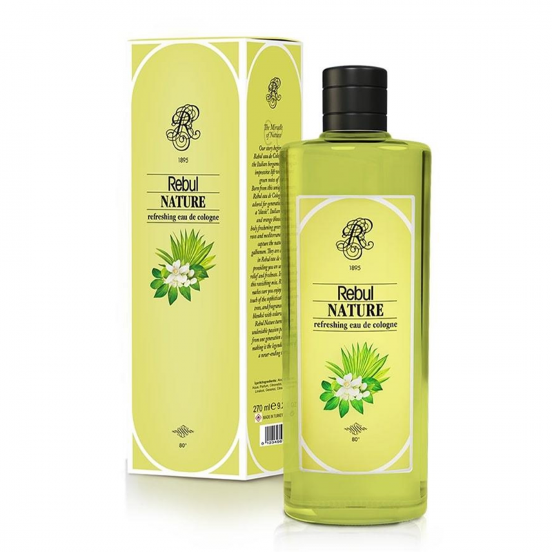 Rebul Nature 270 ml Kolonya
