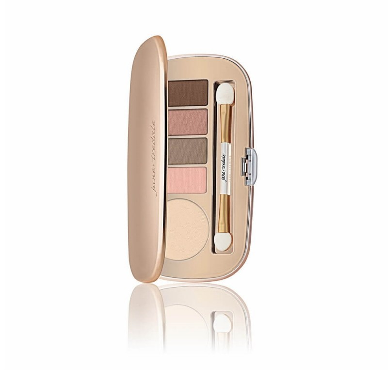 Jane Iredale Eye Shadow Kit - Göz Makyaj Kiti 9.6 gr (Naturally Matte)