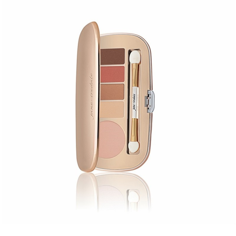 Jane Iredale Eye Shadow Kit - Göz Makyaj Kiti 9.6 gr (Pure Basics)