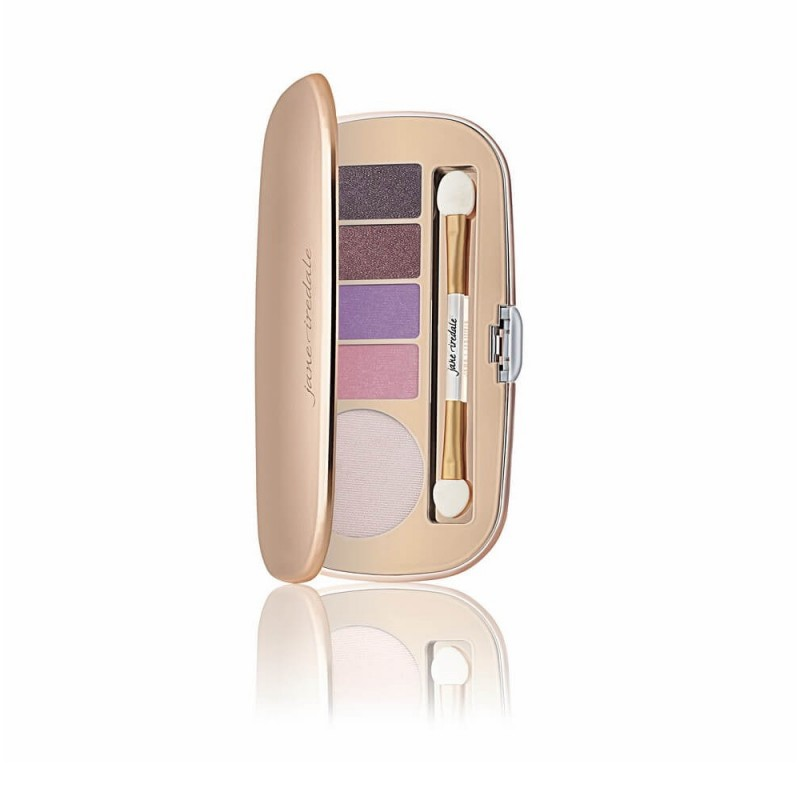 Jane Iredale Eye Shadow Kit - Göz Makyaj Kiti 9.6 gr (Purple Rain)