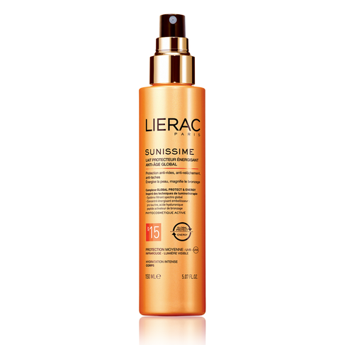 Lierac Sunissime Energizing Protective Milk SPF 15 150 ml
