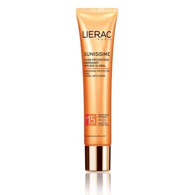 Lierac Sunissime Energizing Protective Fluid SPF 15 40 ml