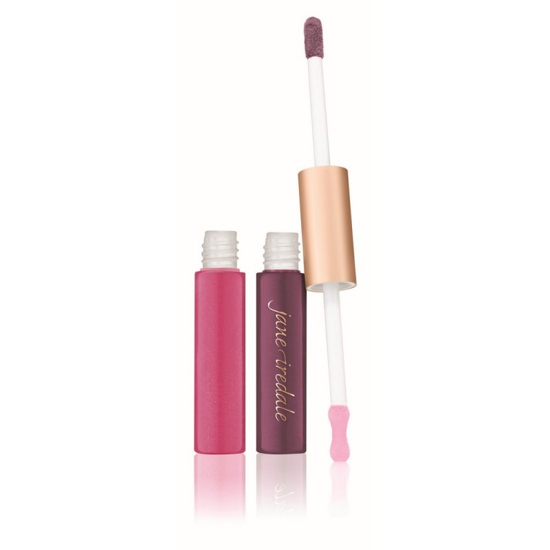 Jane Iredale Lip Fixations Lip Stain Gloss (Fetish Lip)