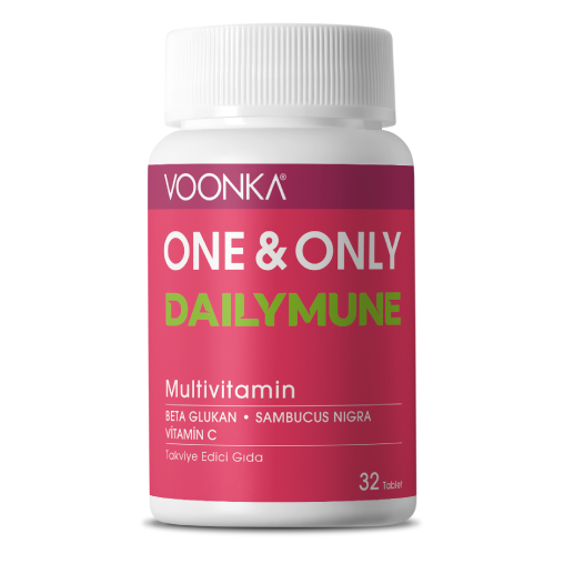 Voonka One & Only Dailymune Multivitamin 32 Tablet