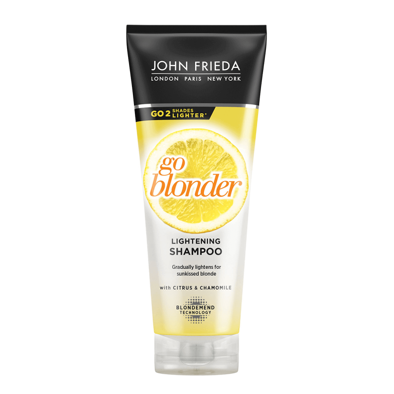 John Frieda Sheer Blonde Go Blonder Şampuan 250 ml