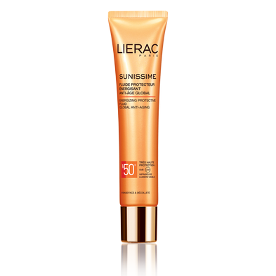 Lierac Sunissime Energizing Protective Fluid SPF 50+ 40 ml