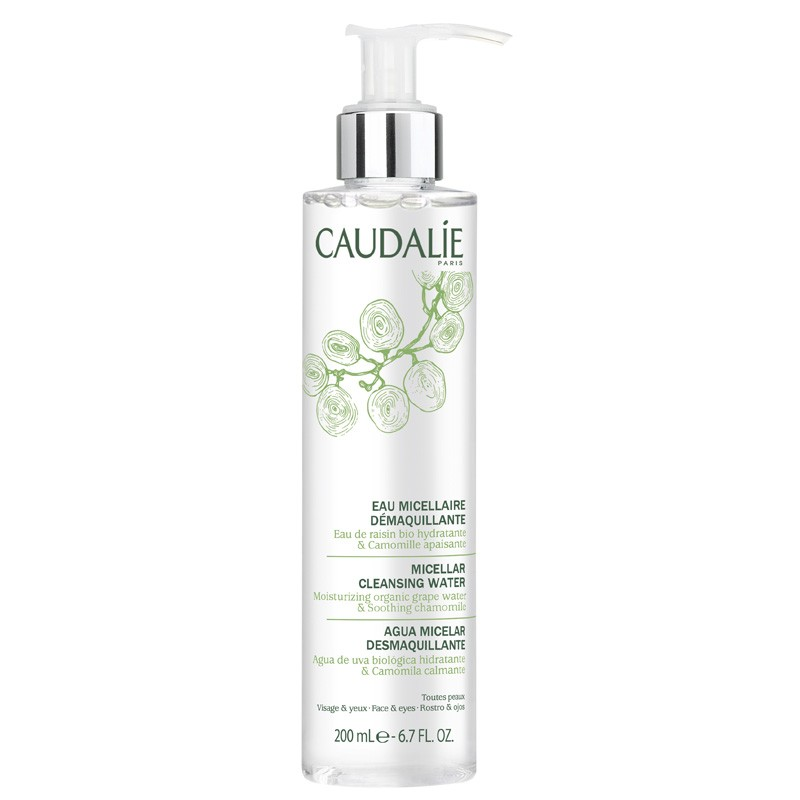 Caudalie Make-Up Remover Cleansing Water 200 ml
