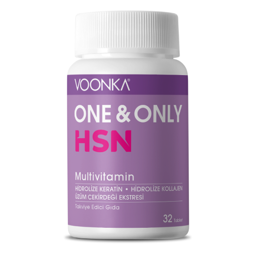 Voonka One & Only HSN Multivitamin 32 Tablet