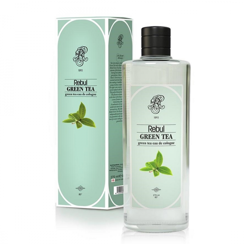 Rebul Green Tea 270 ml Kolonya