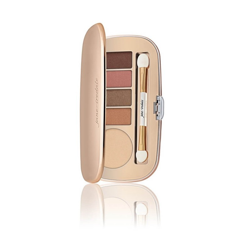 Jane Iredale Eye Shadow Kit - Göz Makyaj Kiti 9.6 gr (Naturally Glam)