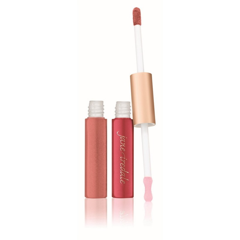 Jane Iredale Lip Fixations Lip Stain Gloss (Devotion)