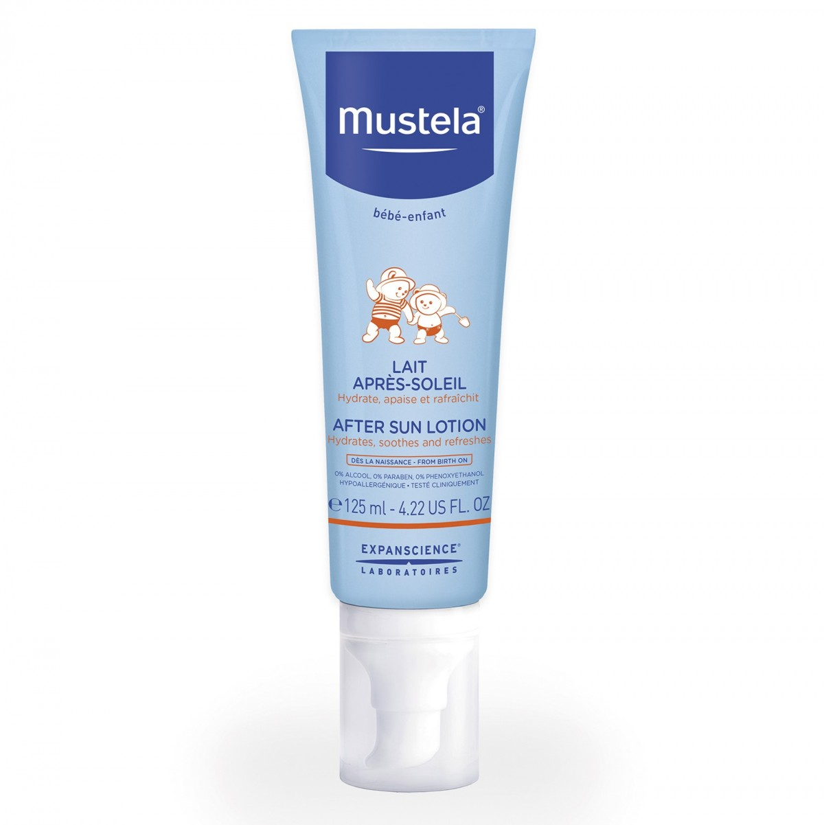 Mustela After Sun Hydrating Spray 125 ml