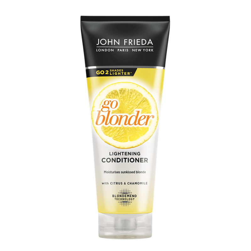John Frieda Sheer Blonde Go Blonder Saç Kremi 250 ml